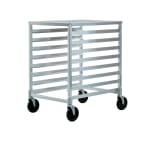 "New Age 1313 20.38""W 8 Sheet Pan Rack w/ 3"" Bottom Load Slides"
