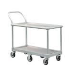 New Age 1408 Wet Produce Cart w/ 1200-lb Capacity