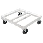 New Age 1622 Dolly for Milk Crates w/ 16 Crate Capacity