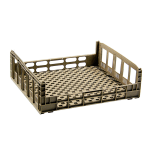 """New Age 0307 Produce Crisping Chill Basket, 26"""" x 9"""" x 29"""""""