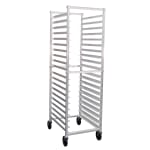 "New Age 6301 20.38""W 20 Sheet Pan Rack w/ 3"" Bottom Load Slides"