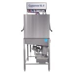 Jackson CONSERVER XL-E Low Temp Door Type Dishwasher w/ 39 Racks/hr Capacity, 115v
