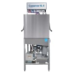 Jackson CONSERVERXL-E-LTH Low Temp Door Type Dishwasher w/ 39 Racks/hr Capacity, 208v/1ph