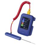 Comark HT100/PK19M Temperature Data Logger w/ Probe, -58 to 482°F Temperature Range