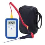 Comark KM28/P3 Digital Type K Thermocouple Temperature Tester, PK24M Probe & Case
