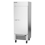"Beverage Air HBR27HC-1 30"" Single Section Reach-In Refrigerator, (1) Solid Door, 115v"