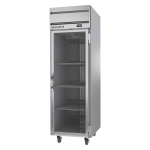 "Beverage Air HF1HC-1G 26"" One Section Reach-In Freezer, (1) Glass Door, 115v"