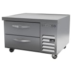 "Beverage Air WTRCS36-1 36"" Chef Base w/ (2) Drawers - 115v"