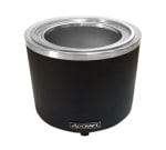 Adcraft FW-1200WR/B 11-qt Countertop Soup Warmer w/ Thermostatic Controls, 120v