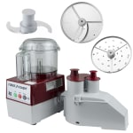 Robot Coupe R2N CLR 1 Speed Cutter Mixer Food Processor w/ 3 qt Bowl, 120v