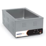 "Nemco 6055A Countertop Warmer w/ 12x20"" Pan Capacity & Infinite Control Thermostat, 120/1V"