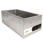 Nemco 6055A-43 Countertop Food Warmer w/ (4) Third Size Pan Capacity, 120v