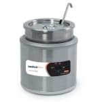 Nemco 6100A 7 qt Countertop Soup Warmer w/ Thermostatic Controls, 120v