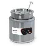 Nemco 6102A-ICL 7-qt Countertop Soup Warmer w/ Thermostatic Controls, 120v