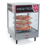 "Nemco 6451 22.25"" Rotating Heated Pizza Merchandiser w/ 3 Levels, 120v"