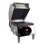 Nemco 6900-208-FF Commercial Panini Press w/ Aluminum Smooth Plates, 208v/1ph