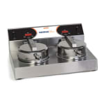Nemco 7000-2S Dual Waffle Baker w/ Digital Control & Non Stick Coating, 14.8-amps, 120/1V