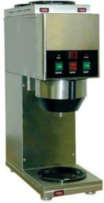 Cecilware JAVA 2QB Satellite Liquid Coffee Dispenser w/ (2) 2-lb Hoppers, 240v