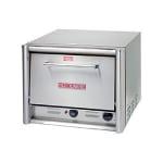 Cecilware PO22 Countertop Pizza Oven - Single Deck, 240v/1ph