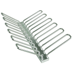 Electrolux 653212 Blade Rack, Stainless