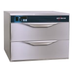 Alto Shaam 500-2D Warming Drawer, Dual Wattage, SS Exterior, 2 Drawers