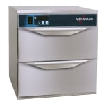Alto Shaam 500-2DN 230 Narrow Warming Drawer w/ 50 Roll Capacity, Free-Standing, Stainless, Export