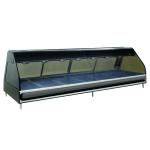 """Alto Shaam ED2-96-SS 96"""" Full-Service Countertop Heated Display Case - (7) Pan Capacity, 120v/208-240v/1ph"""