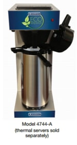 Bloomfield 4744-A Thermal-Style ECO Brewer 120v