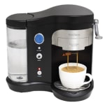 Bloomfield H701B-120V Pod Single-Cup Brewer - Plumbed-In 120v