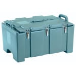 Cambro 100MPC401 Camcarriers® Insulated Food Carrier - 40 qt w/ (1) Pan Capacity, Blue