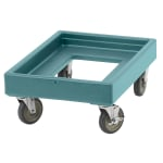 Cambro CD100401 Camdolly® for Camtainers® w/ 300 lb Capacity, Slate Blue