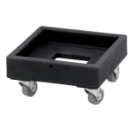 Cambro CD1313110 Camdolly® for Milk Crates w/ 250-lb Capacity, Black