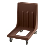 Cambro CD1826MTC131 Camdolly® for Camcarrier® 1826MTC w/ 350 lb Capacity, Dark Brown
