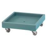 Cambro CD2020401 Camdolly® for Camracks® Dish Racks w/ 300-lb Capacity, Slate Blue