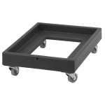 Cambro CD2028110 Camdolly® for Milk Crates w/ 350-lb Capacity, Black