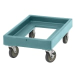 Cambro CD300401 Camdolly® for Camcarriers® w/ 350 lb Capacity, Slate Blue