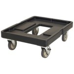 Cambro CD400110 Camdolly® for Camcarriers® w/ 300-lb Capacity, Black