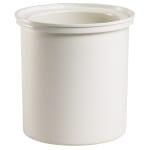 Cambro CFR18148 1.7 qt ColdFest Crock - White