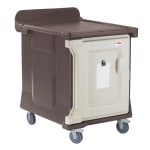 Cambro MDC1520S10194 10 Tray Ambient Meal Delivery Cart