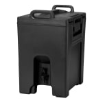 Cambro UC1000110 10-1/2-gal Ultra Camtainer Beverage Carrier - Insulated, Black