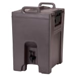 Cambro UC1000194 10-1/2-gal Ultra Camtainer Beverage Carrier - Insulated, Granite Sand