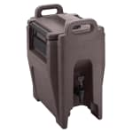 Cambro UC250194 2 3/4 gal Ultra Camtainer Beverage Carrier - Insulated, Granite Sand