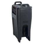 Cambro UC500110 5-1/4-gal Ultra Camtainer Beverage Carrier - Insulated, Black