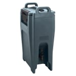 Cambro UC500191 5 1/4 gal Ultra Camtainer Beverage Carrier - Insulated, Granite Gray