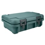 Cambro UPC140192 12 qt Camcarrier Ultra Pan Carrier - (1)Full Size Pan, Granite Green