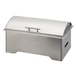 Cal-Mil 3644-55 Full Size Chafing Dish w/ Hinged Lid & Chafing Fuel Heat