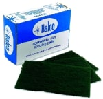 Browne 3400 Heavy Duty Scouring Pad, (10 pk) Box