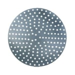"American Metalcraft 18910P 10"" Perforated Pizza Disk, Aluminum"