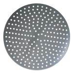 "American Metalcraft 18919P 19"" Perforated Pizza Disk, Aluminum"
