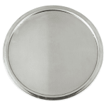 "American Metalcraft 7013 13"" Round Pan Cover, Solid, Aluminum"